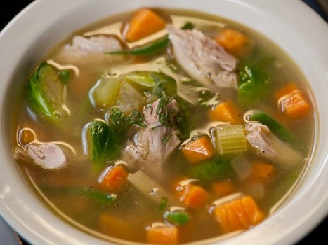 turkey neck soup