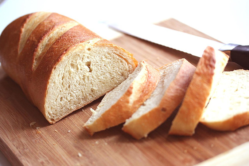french bread: