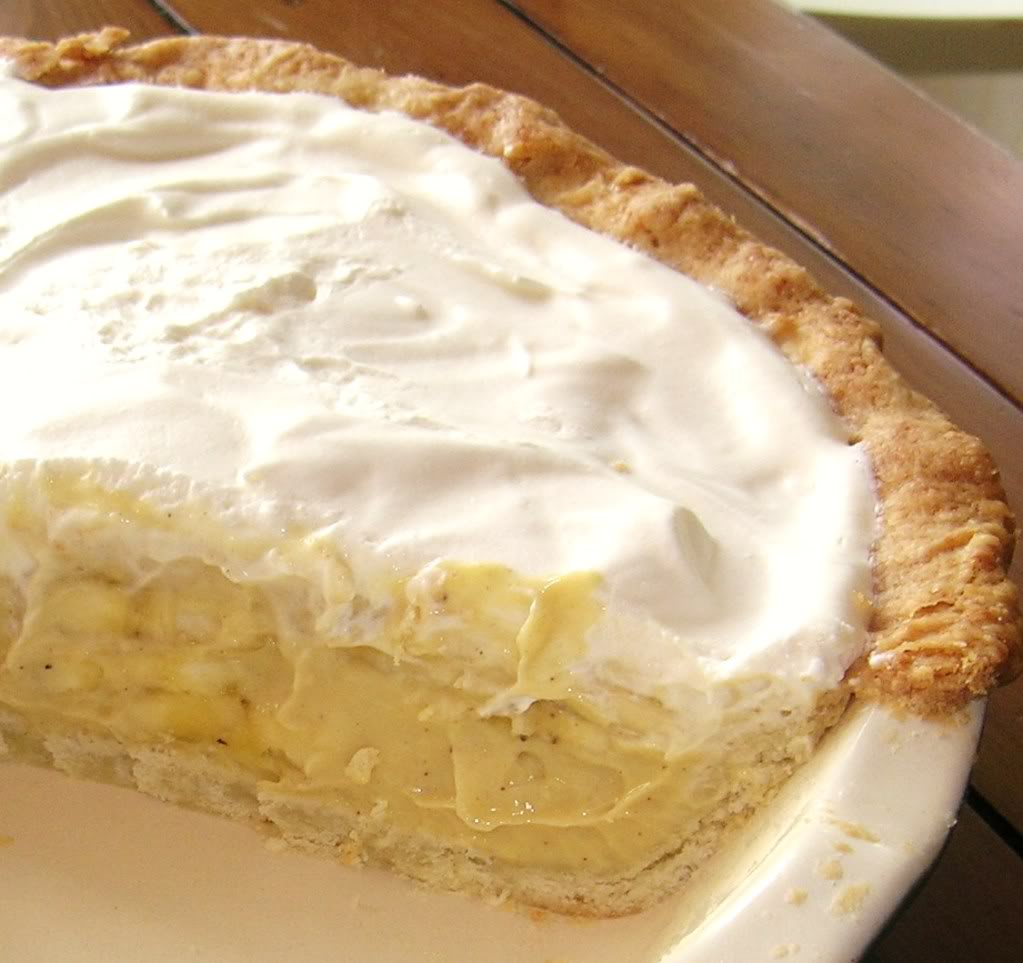 March 2 is National Banana Cream Pie Day