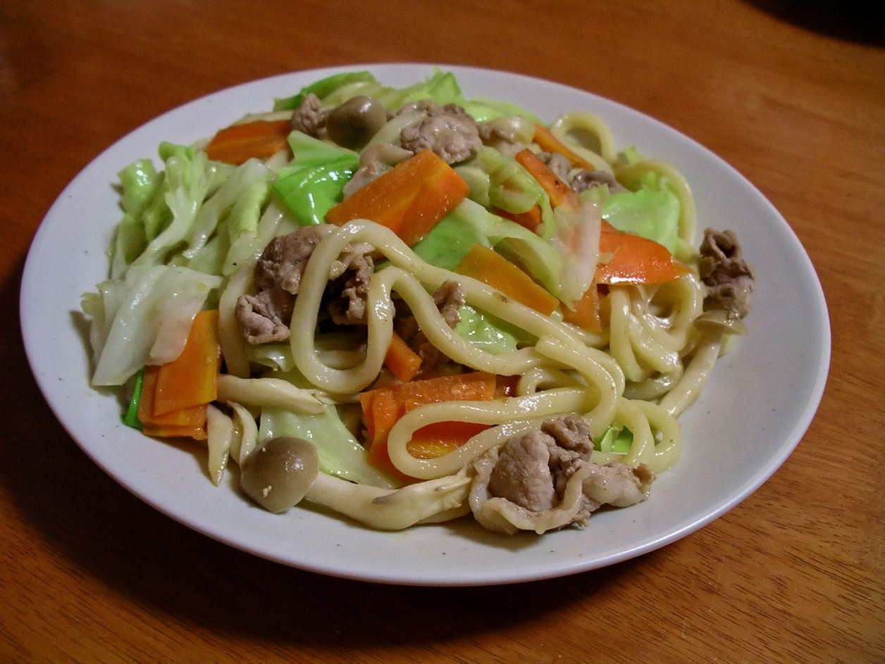 Udon noodles, eaten by billions every day | Foodimentary - National ...