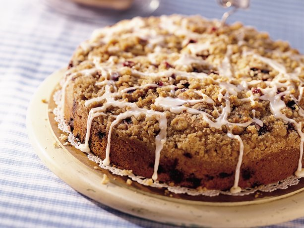 Who Invented Coffee Cake