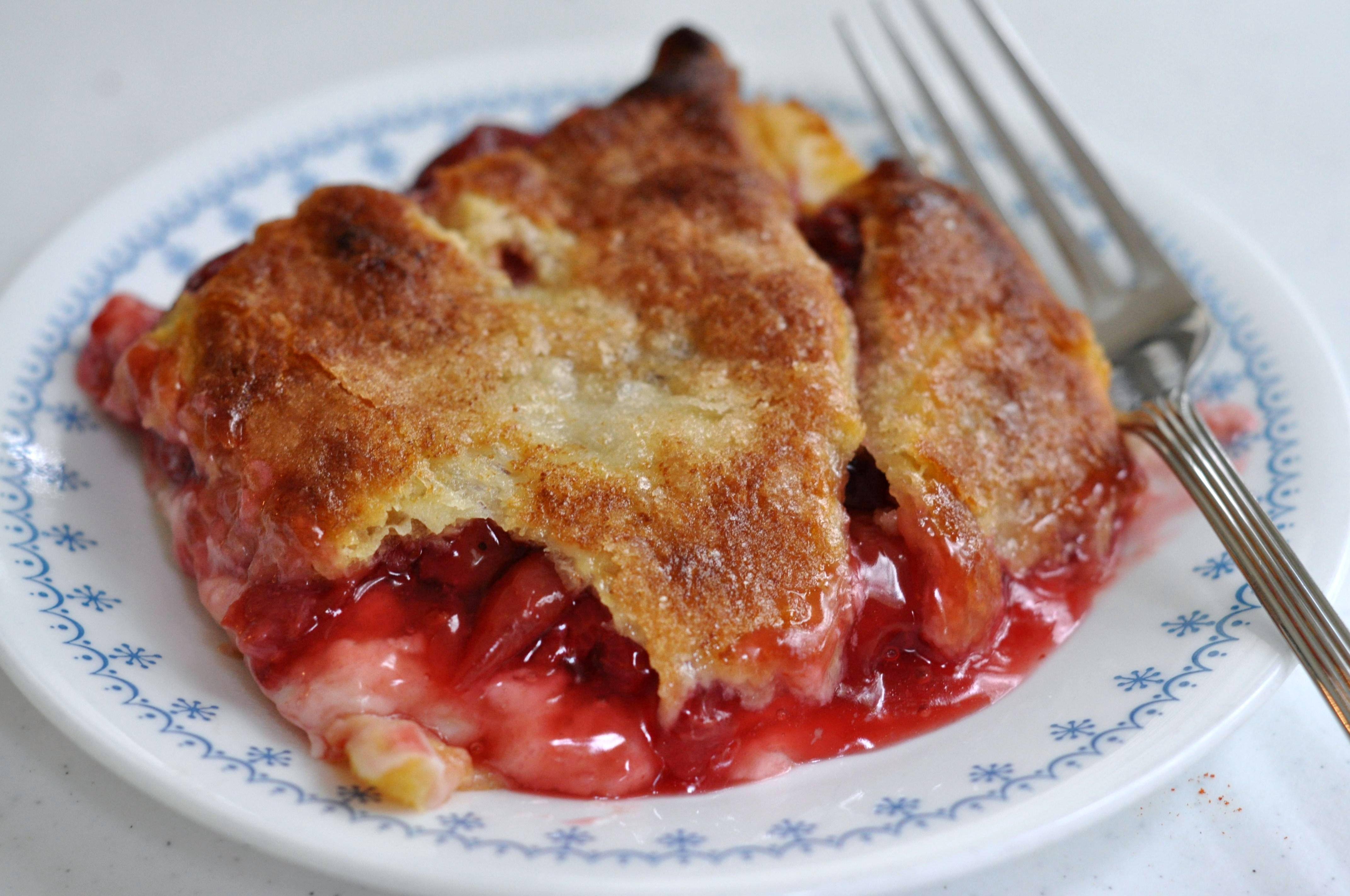 ... cherry cobbler day five food finds about cobbler a cobbler is
