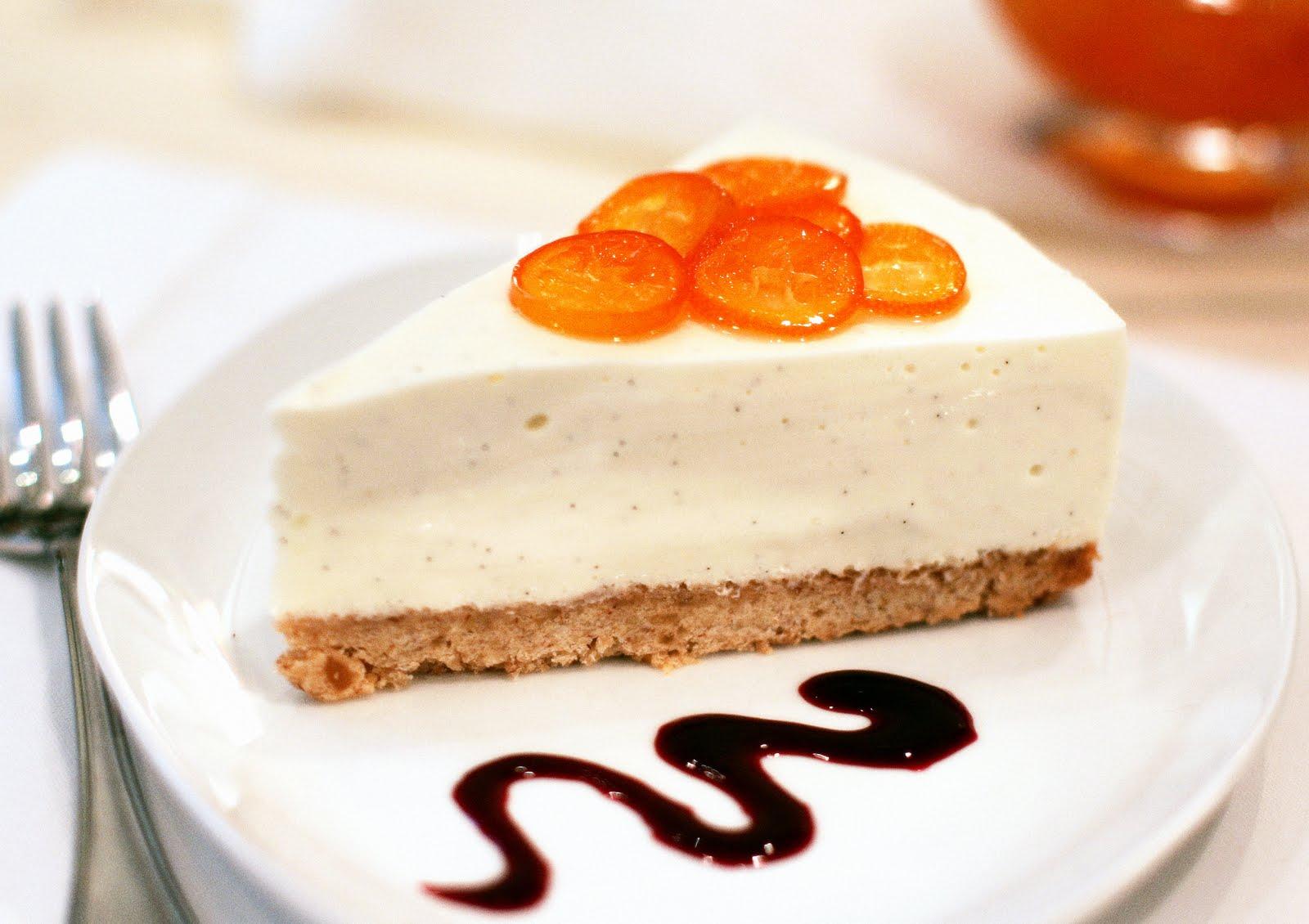 Vegan Cheese Cake Using Vegan Cream Cheese