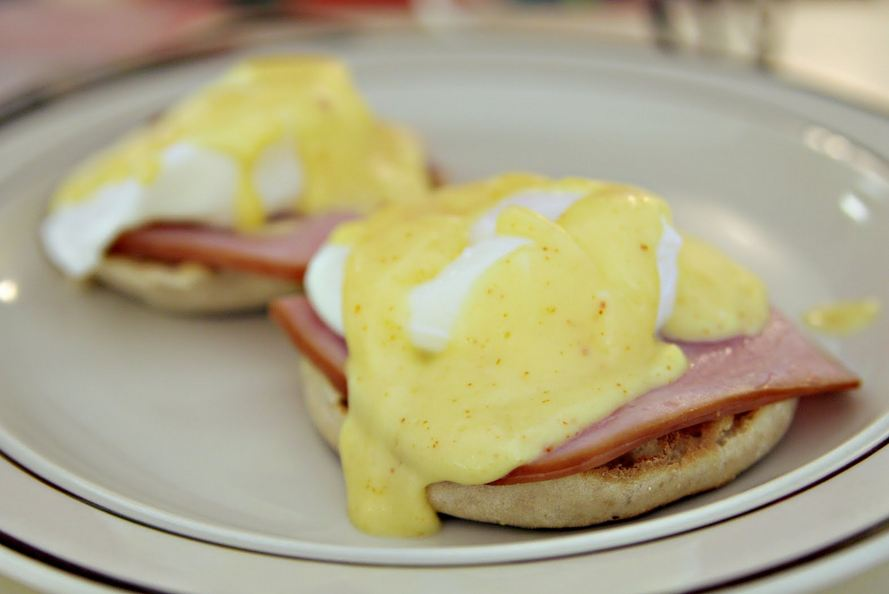 national eggs benedict day five food finds about eggs benedict there ...