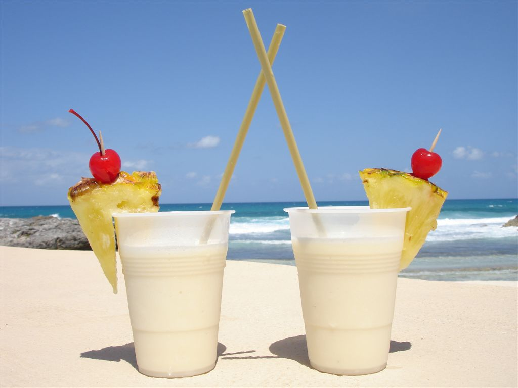 pina colada day five food finds about pina coladas the piña colada ...