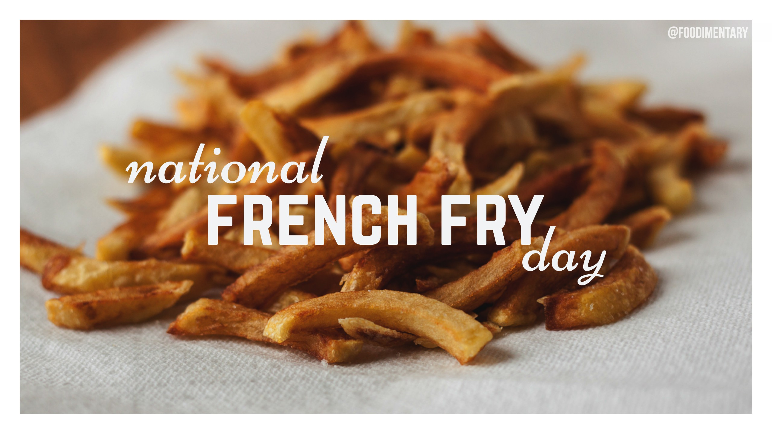 national french fry day - photo #26
