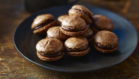 chocolate_macaroons