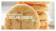 Image result for national sugar cookie day