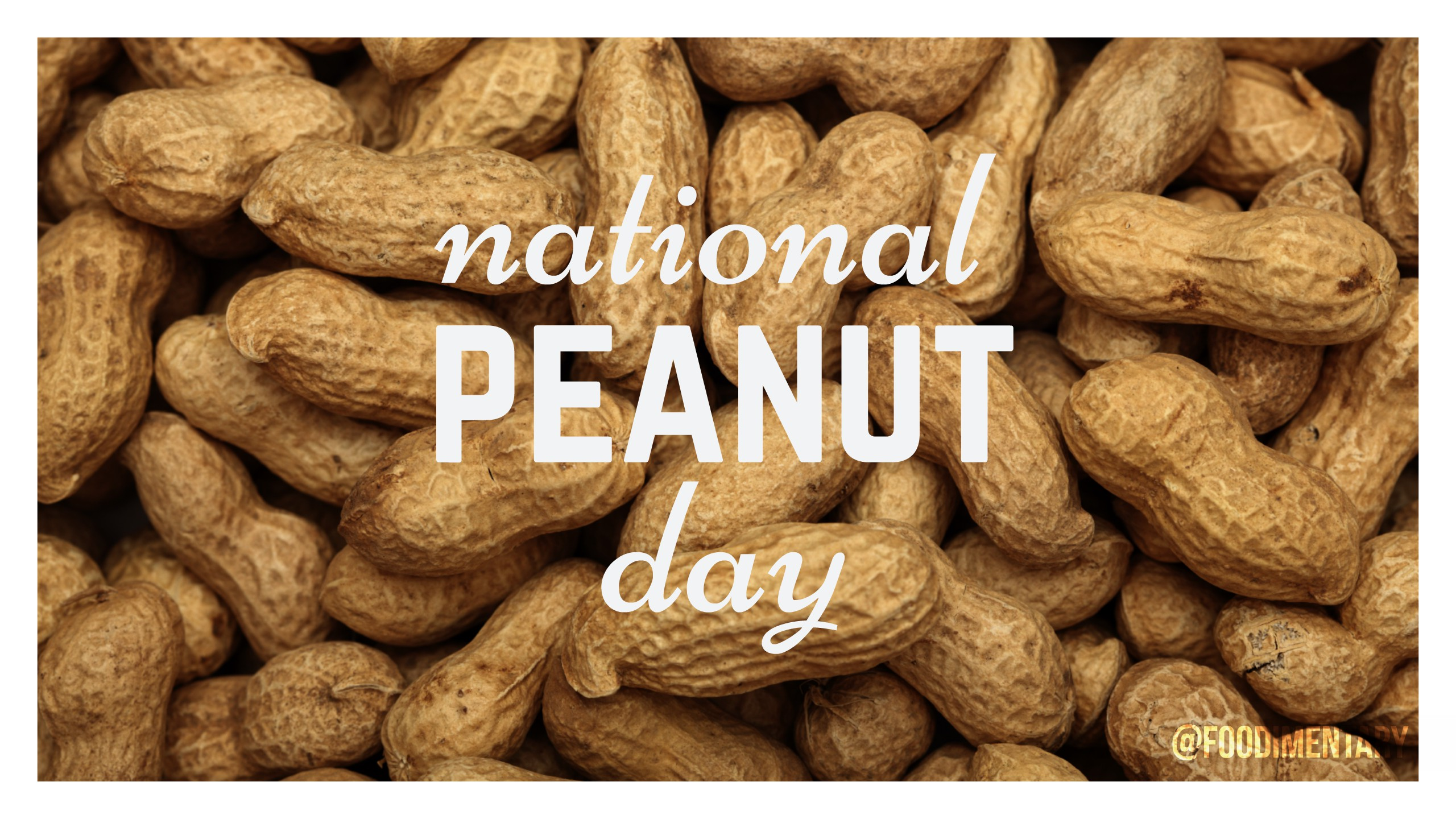 2013 National Peanut Day