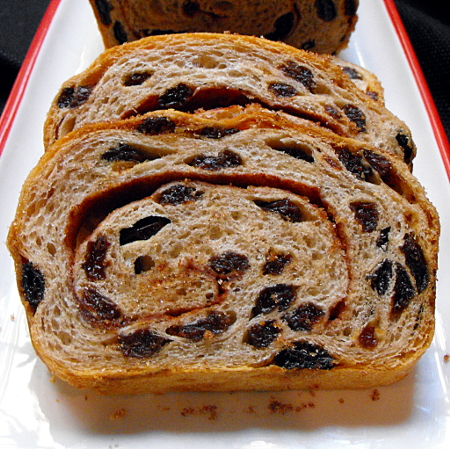 National Cinnamon Raisin Bread Day Foodimentary