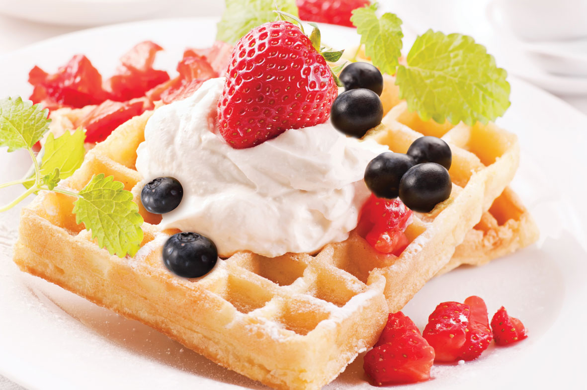 Interesting Food Facts about Waffles