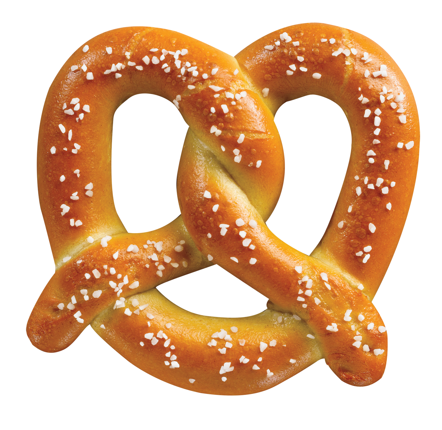... fresh pretzels or packaged small pretzels (that you eat like chips
