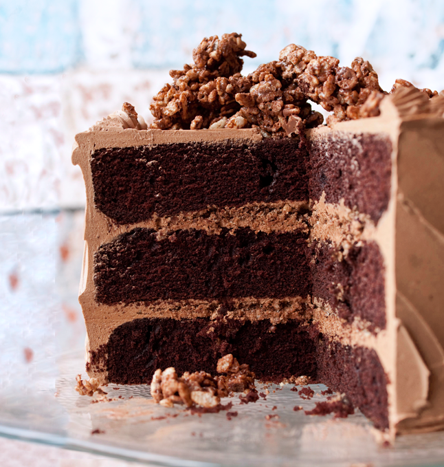 May 19 is National Devil's Food Cake Day | Foodimentary ...