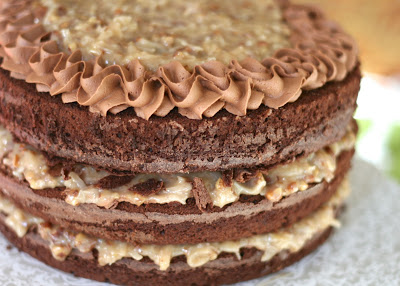 German Chocolate Cake Facts History