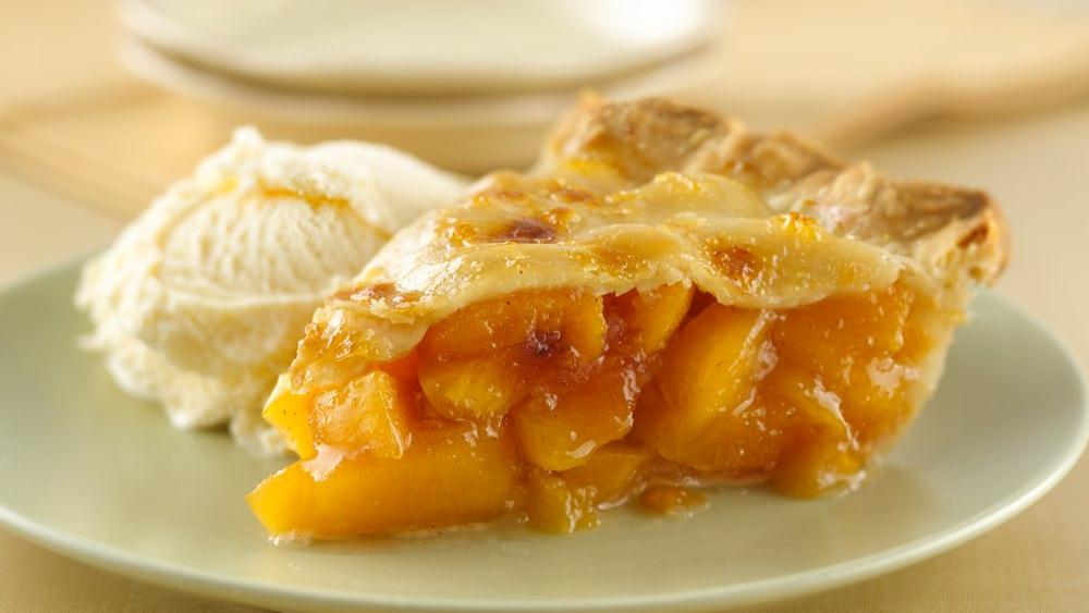 August 24 is National Peach Pie Day | Foodimentary - National Food ...