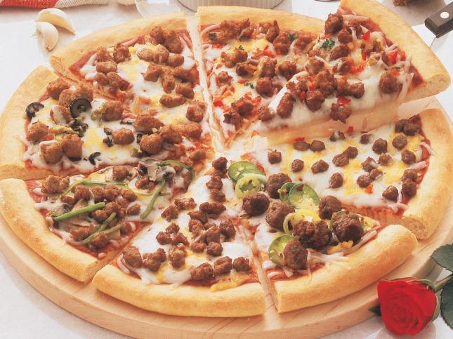 Pizza Hut Halloween