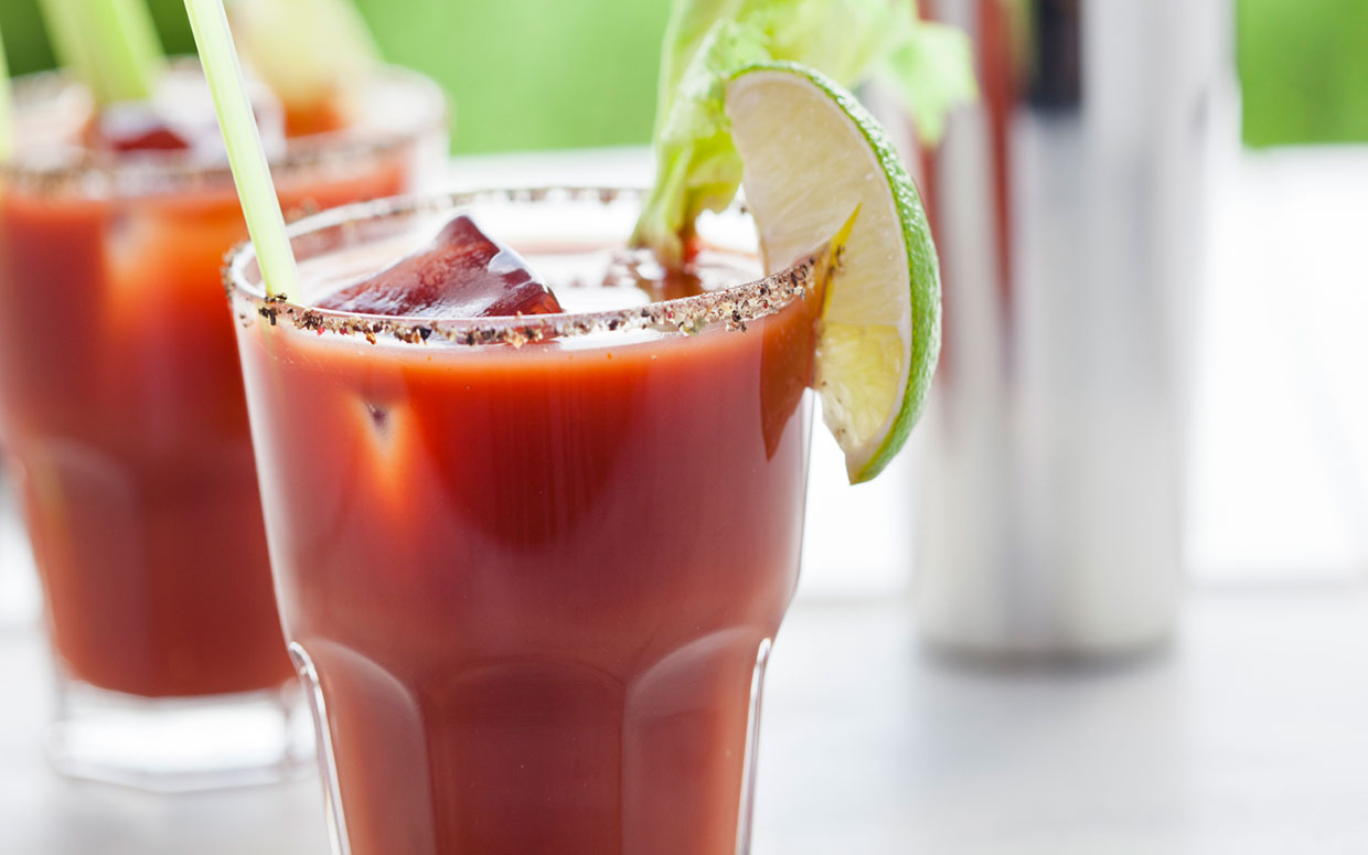 January 1 is national bloody mary day foodimentary for Coctel bloody mary