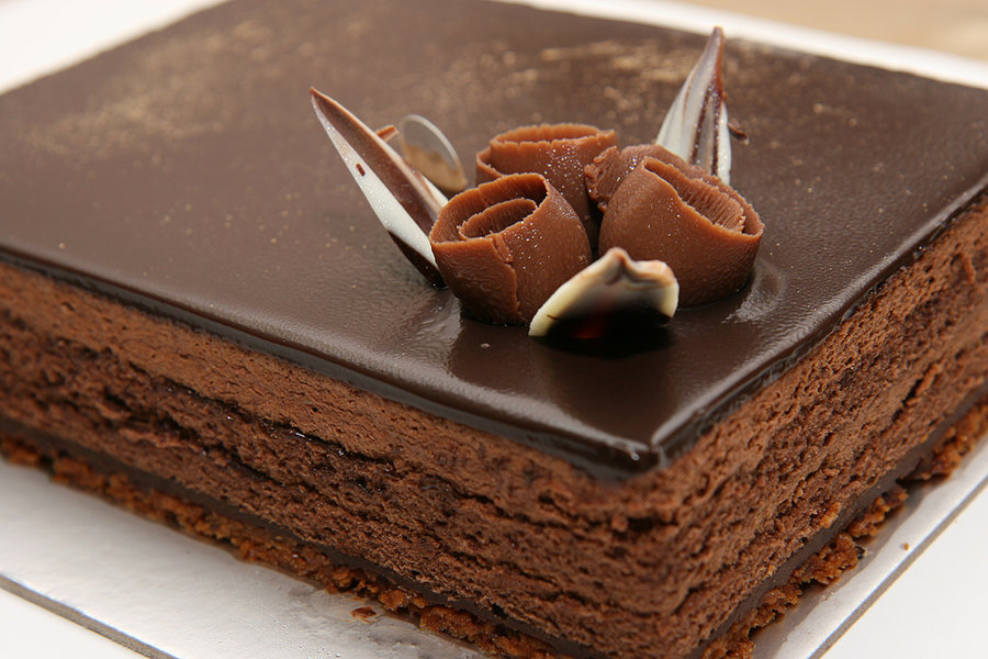 French Chocolate Mousse Cake History