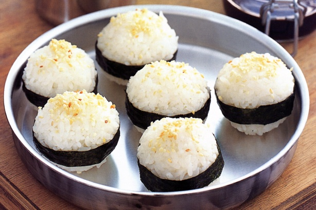 April 19 is National Rice Ball Day | Foodimentary ...