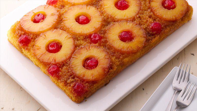 recipe: dole recipes pineapple upside down cake [10]