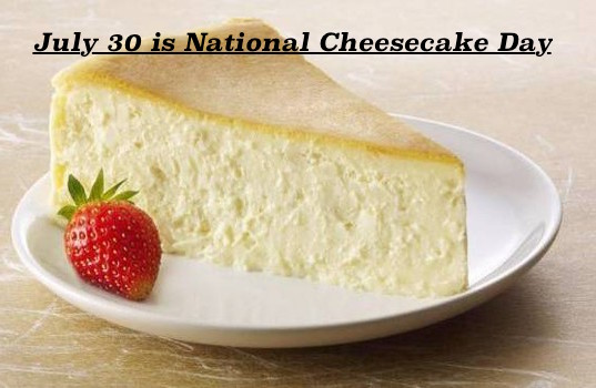 nationalcheesecakeday