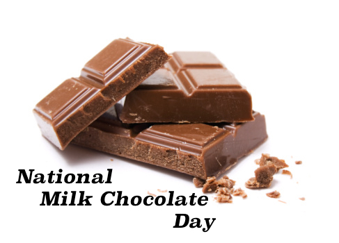 July 28 is National Milk Chocolate Day | Foodimentary - National ...