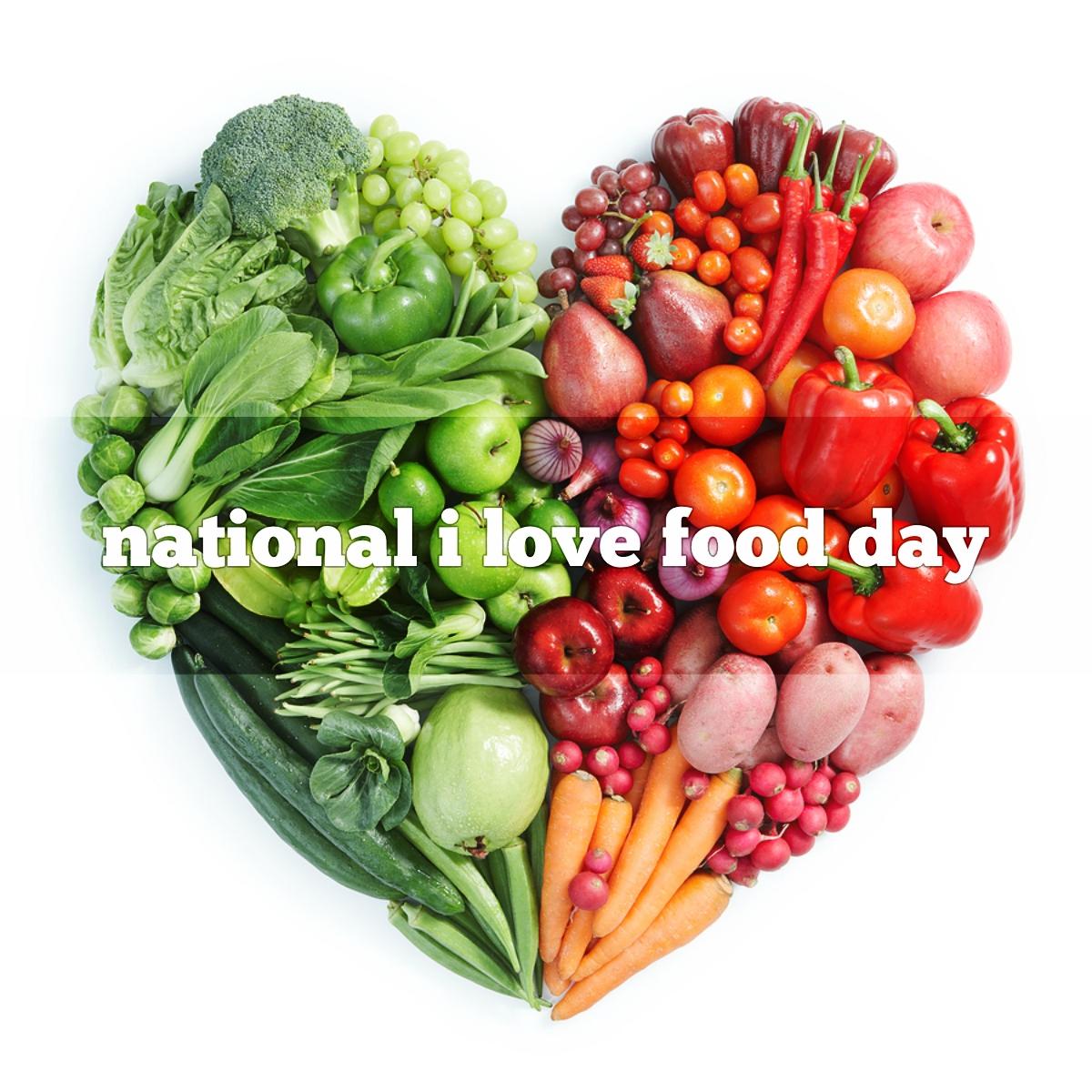 National Food Holidays In September