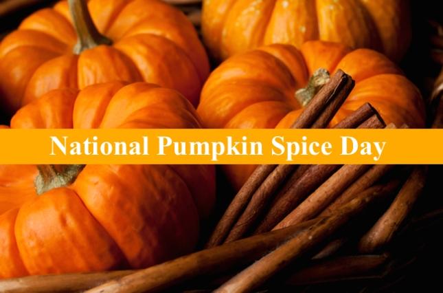 pumpkinspiceday
