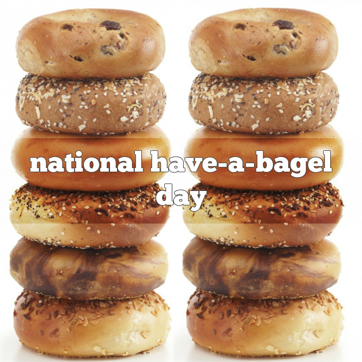 Image result for Have a bagel day