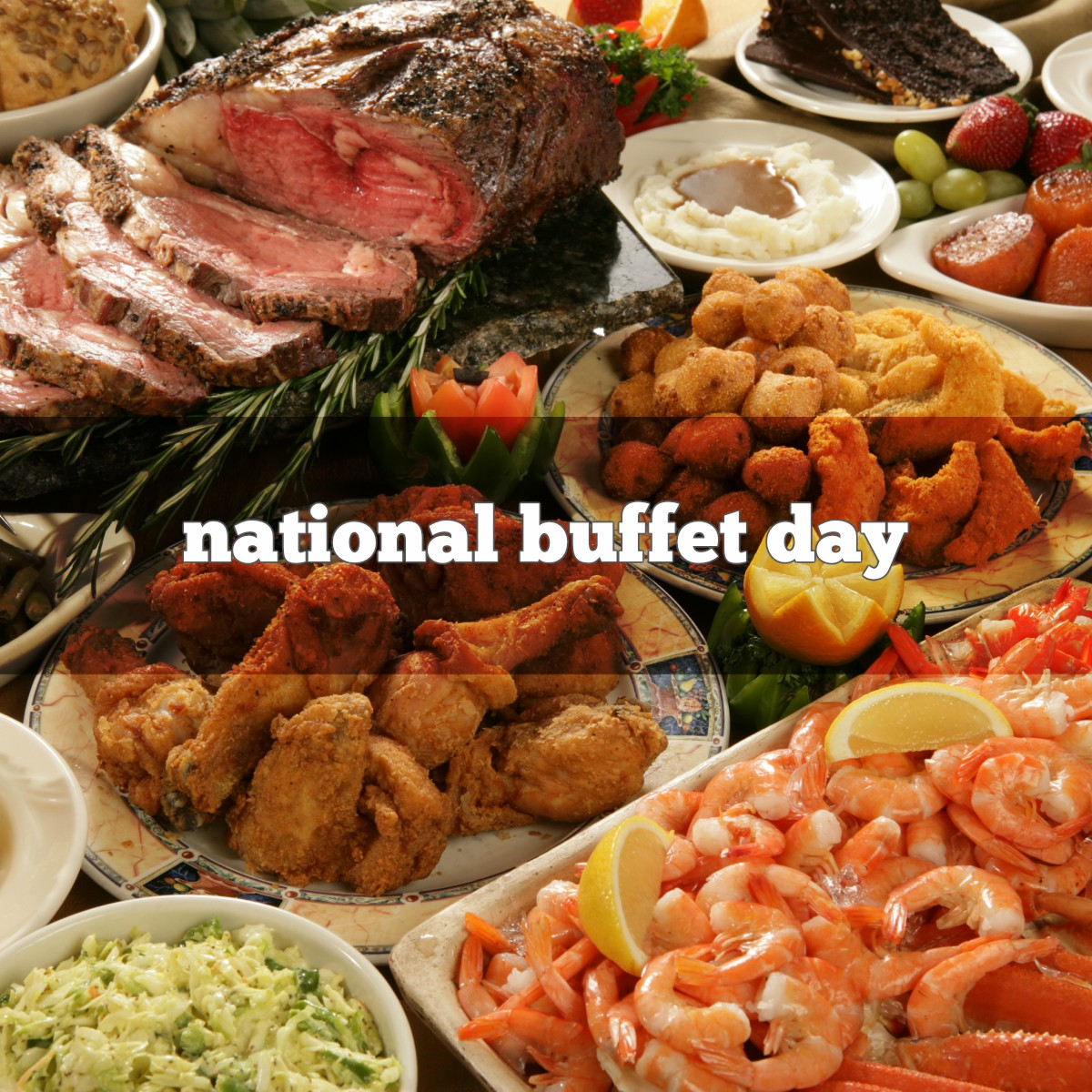 January 2nd Is National Buffet Day Foodimentary