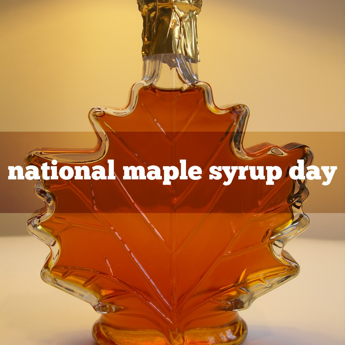 December 17th is National Maple Syrup Day | Foodimentary ...