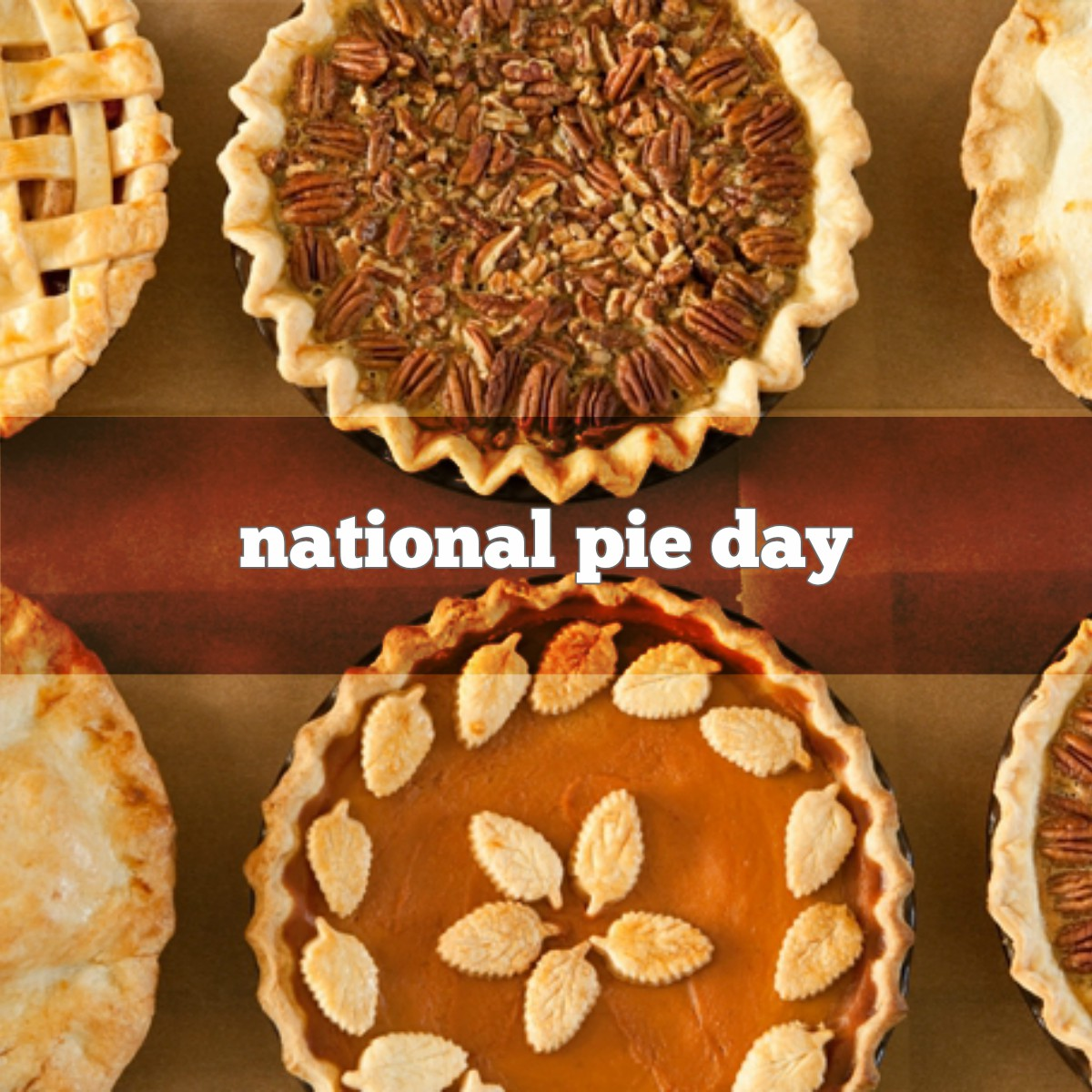 January 23Rd Is National Pie Day  Foodimentary - National -8124
