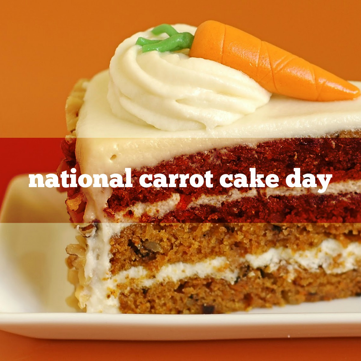 National Carrot Cake Day Images