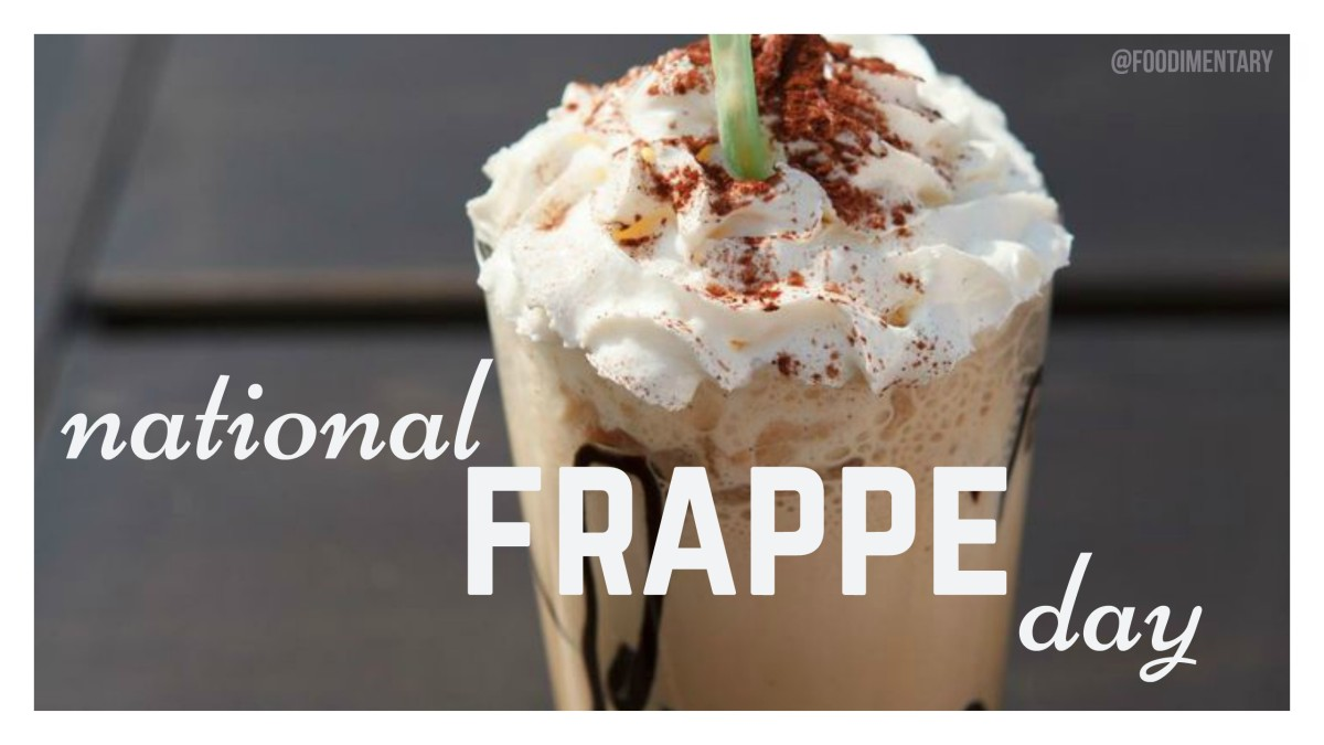 October 7Th Is National Frappe Day  Foodimentary -9377