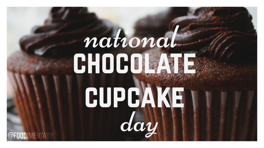 January  National Chocolate Cake Day