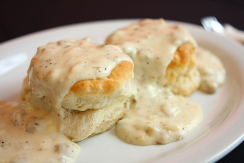 Image result for biscuit and gravy day