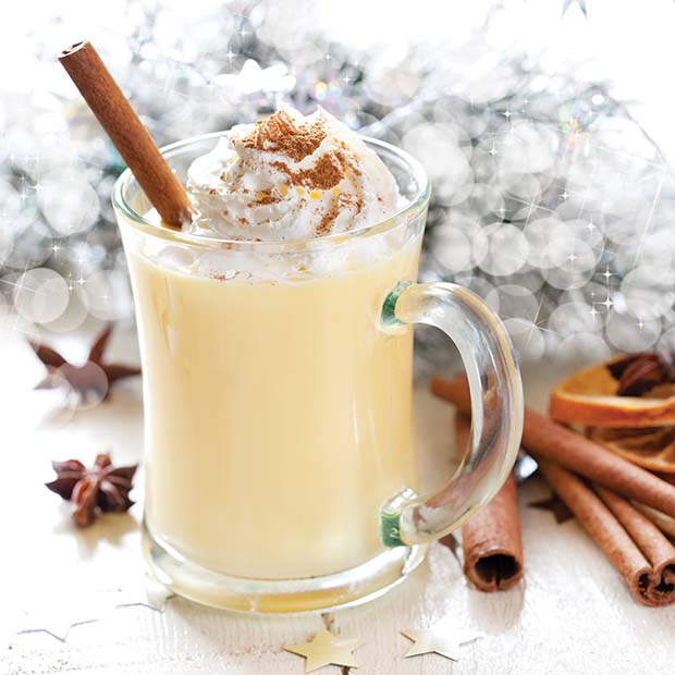 ... 24th is National Eggnog Day!   Foodimentary - National Food Holidays
