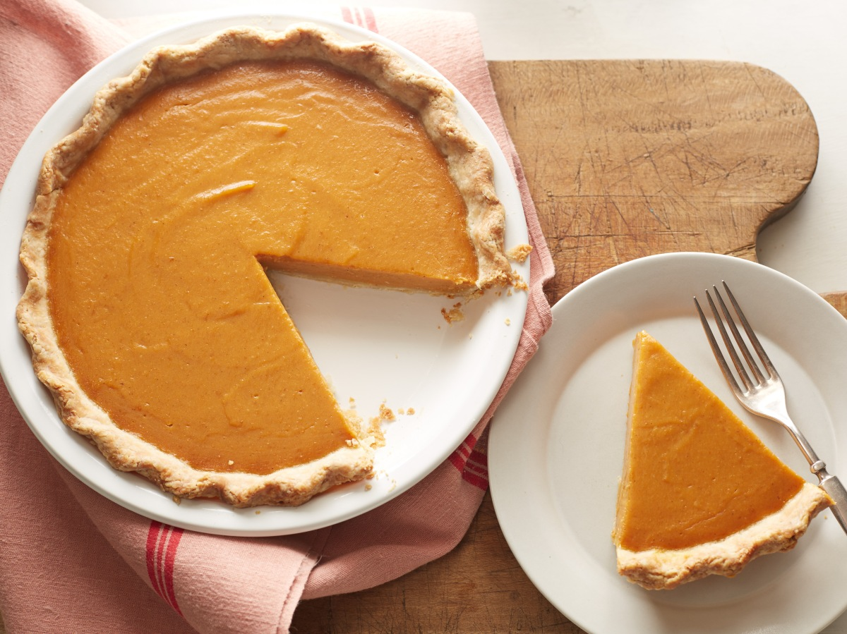 December 25th is National Pumpkin Pie Day! | Foodimentary ...