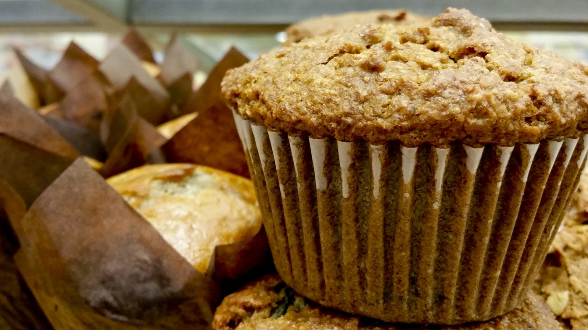 December 19th is National Oatmeal Muffin Day ... Oatmeal Muffin Day