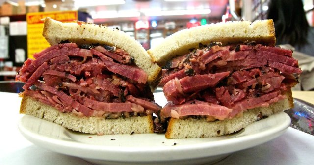 Pastrami, New York