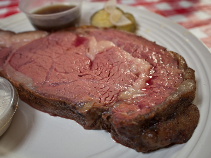 Fat Casual Smoked Prime Rib
