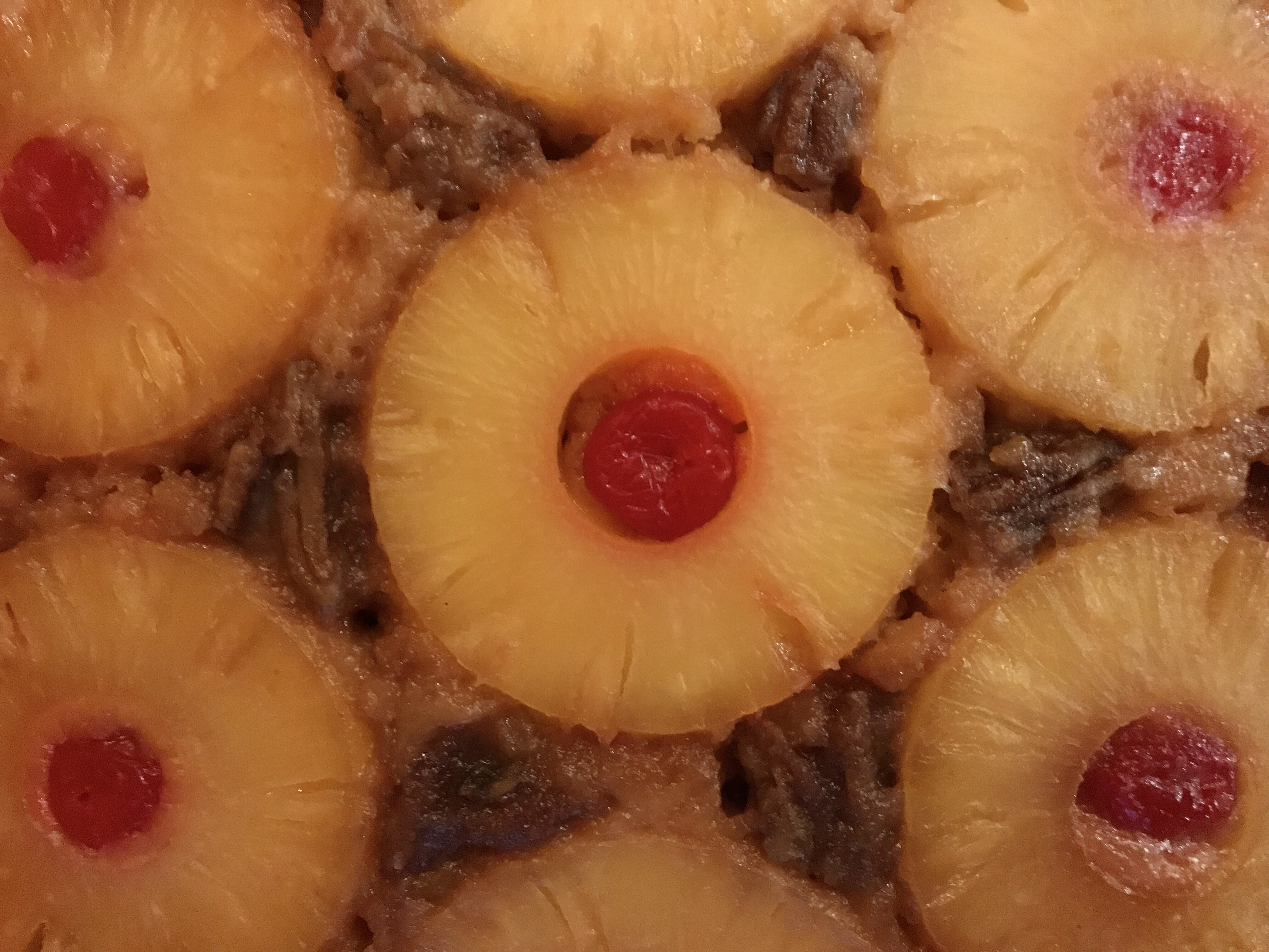 Pineapple Upside Down Cake Recipe Cast Iron Skillets