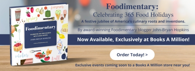 Celebrating 365 Food Holidays & Classic Recipes